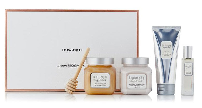 Laura Mercier Ambre Luxe Ultime Ambre Vanille Luxe Body Collection