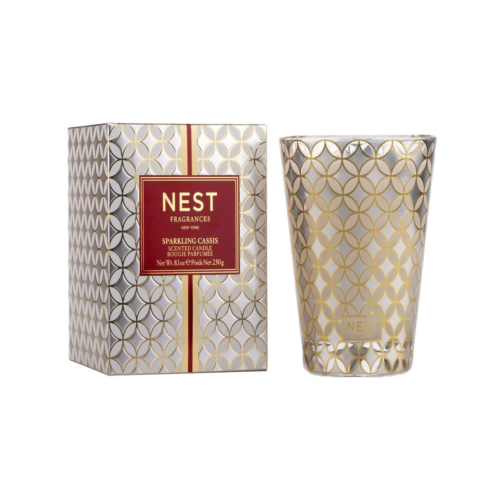 NEST Fragrances Sparkling Cassis Classic Candle