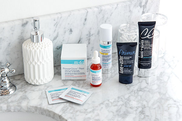 Products for Marla's Morning Routine