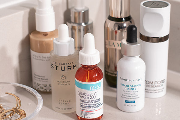 Products from Tips from an Esthetician