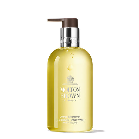 Molton Brown Orange & Bergamot Fine Liquid Hand Wash 300 Ml