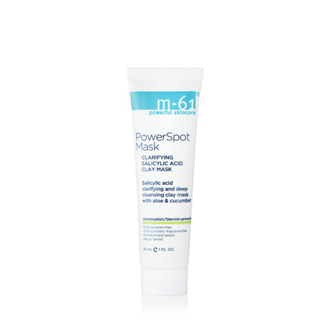 M-61 Powerspot Clay Mask Stocking Stuffer