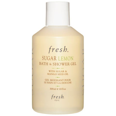Sugar Lemon Bath and Shower Gel