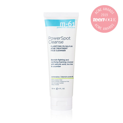 M-61 Powerspot Cleanse