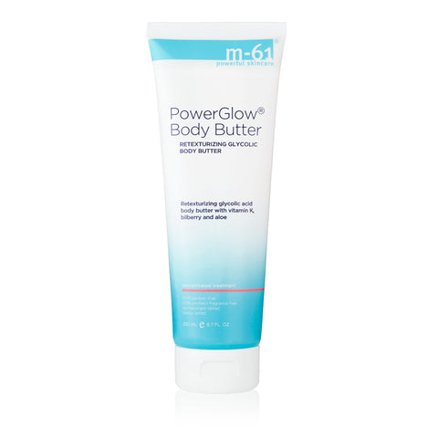 M-61 PowerGlow Body Butter
