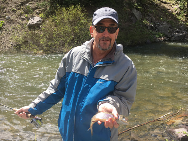 San Miguel Anglers Telluride fishing report 6/27/19