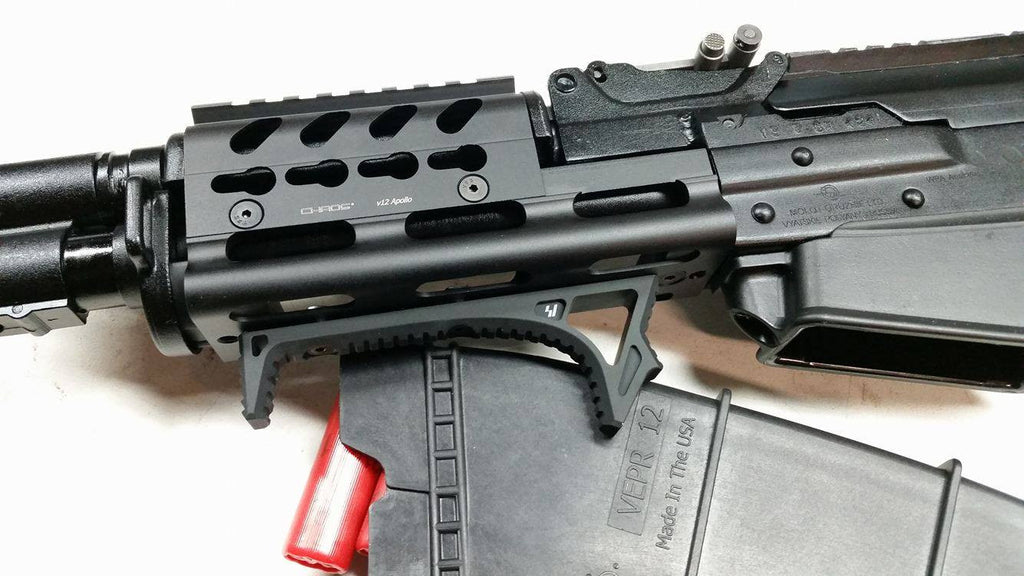 The Markets First VEPR 12 Keymod Rail - v12 Apollo
