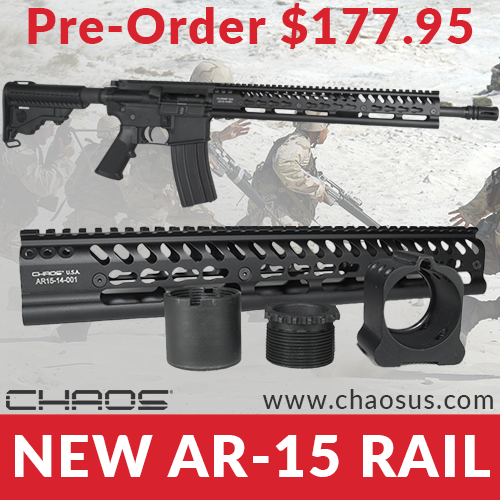 New AR-15 Available for Pre-Order $177.95