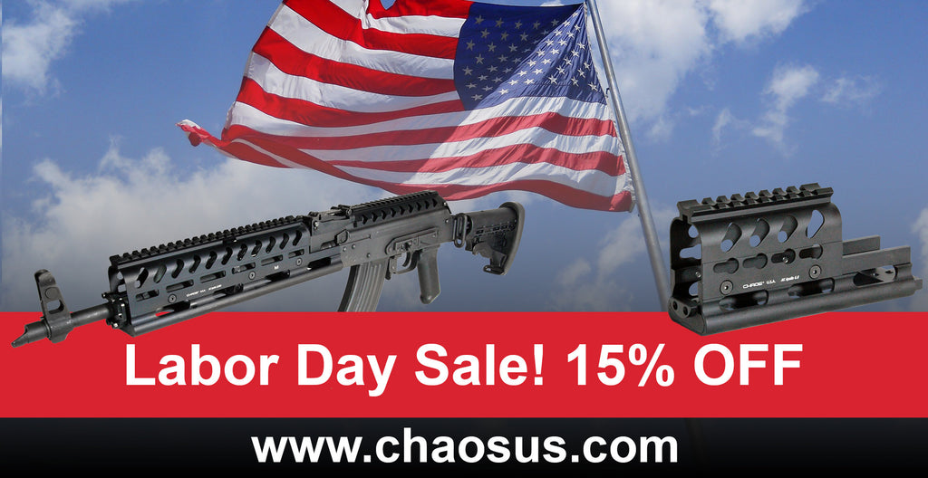 Don't Miss Our Massive Labor Day Sale! 15% OFF