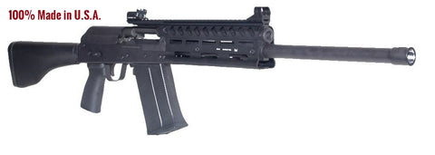 DDI 12 Apollo 12 EXTENDED M-LOK RAIL W/ SIGHTS