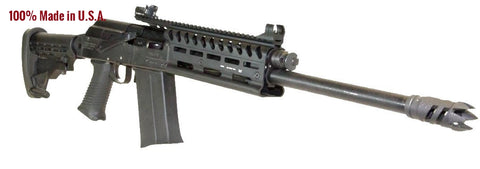 Saiga 12 Apollo 12 EXTENDED M-LOK RAIL W/ SIGHTS