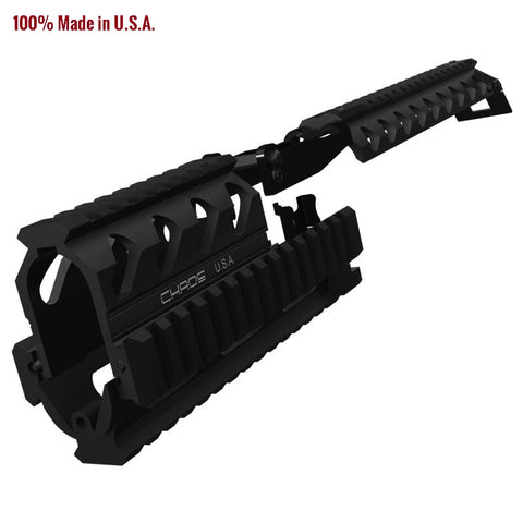 SAIGA 7.62 TITAN RAIL (FOR STAMPED RECEIVERS) - Picatinny Rails - Chaos Inc - 1
