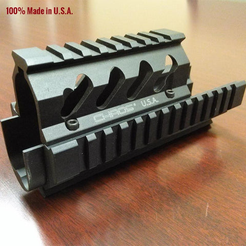 VEPR 12 QUAD RAIL - Picatinny Rails - Chaos Inc