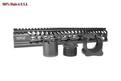 AR-15 KEYMOD RAIL - AR-15-14 (In Stock!!!)