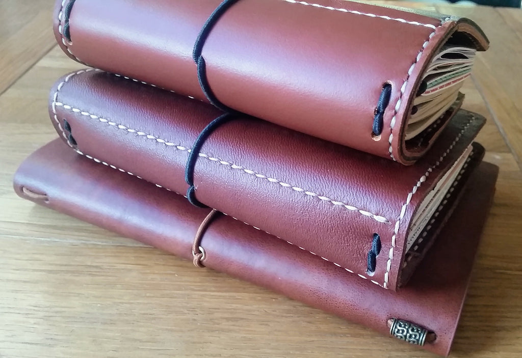 Personalised leather journals - An extra special Christmas gift