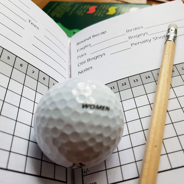 golf journal game record oages