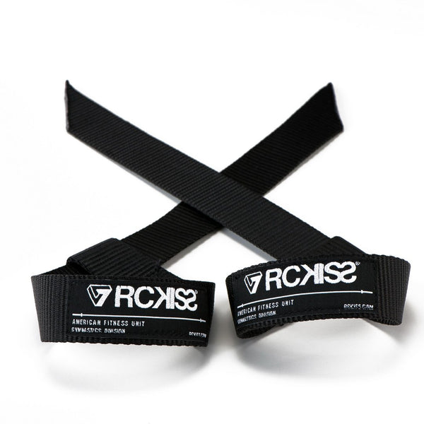 LiftingStraps Rckiss Liso Negro