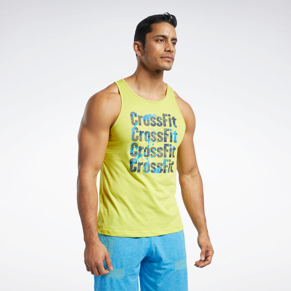 Tank Reebok Crossfit Games Logo Tank Top