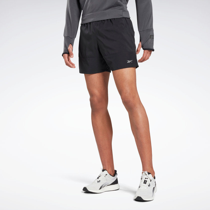 "Short Reebok Run Essential 5"" Negro"