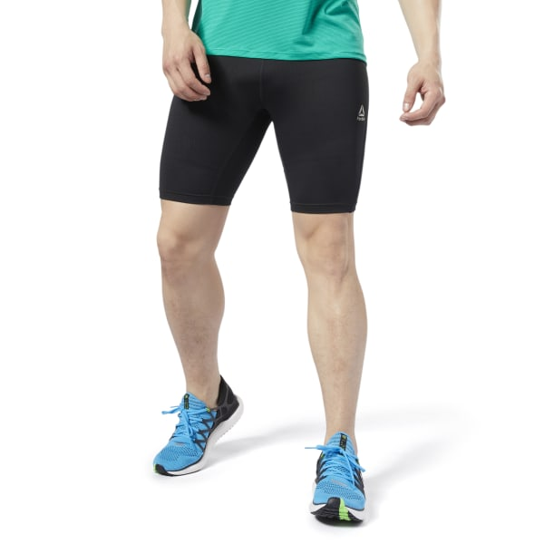Short Reebok Tights cortos Boston Track Club