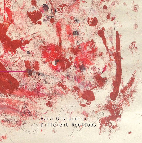 Bára Gísladóttir: Different Rooftops