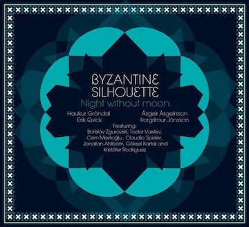 Byzantine Silhouette Night without Moon