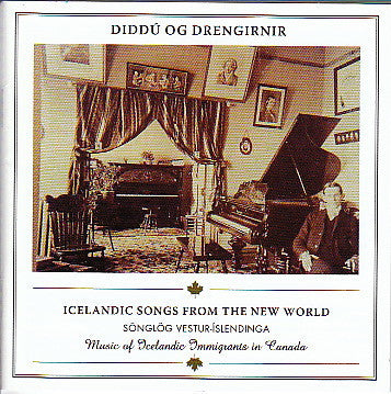 Icelandic Songs from the New World Diddú drengirnir
