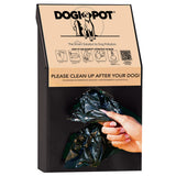DOGIPOT® Junior Bag Dispenser - Aluminum