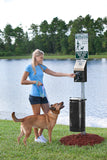 DOGIPOT® Aluminum Pet Station