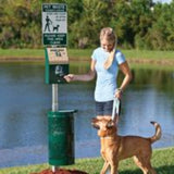DOGIPOT Header Pak Pet Waste Station