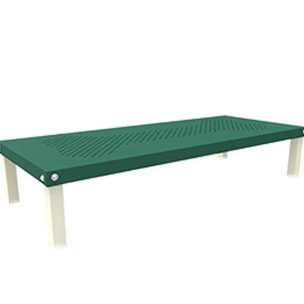 Rectangle Bone Resting Table