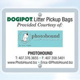 Sponsor Sign - Dog Waste Management & Dog Park Equipment