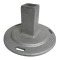 Cast Iron Pedestal Base 1305