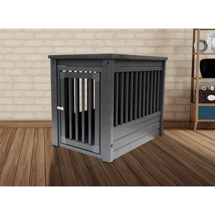 Table Dog Crate in Medium and Large