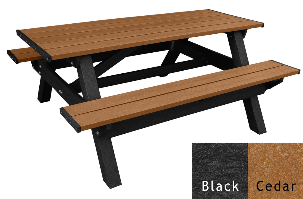Poly Picnic Table