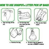 How To Use A DOGIPOT Litter Pick Up Bag