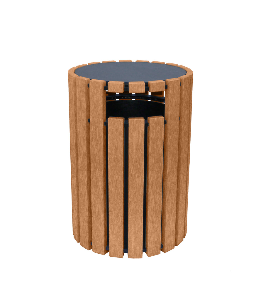 Poly Trash Receptacle