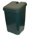 Poly DOGIPOT Trash Receptacle with Lid