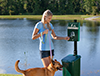 Poly Pet Waste Station