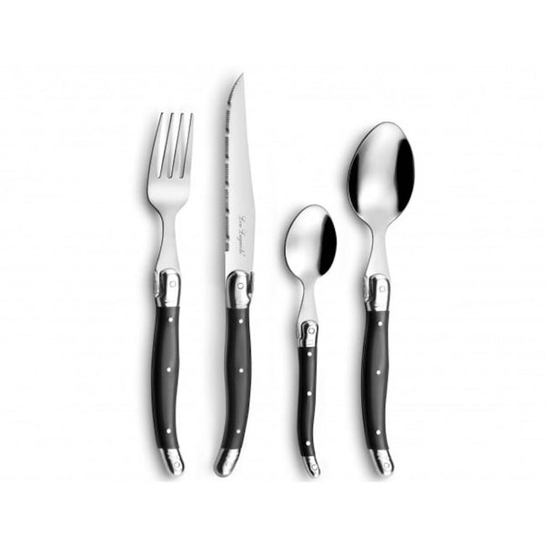 Laguiole 24 Piece Cutlery Set
