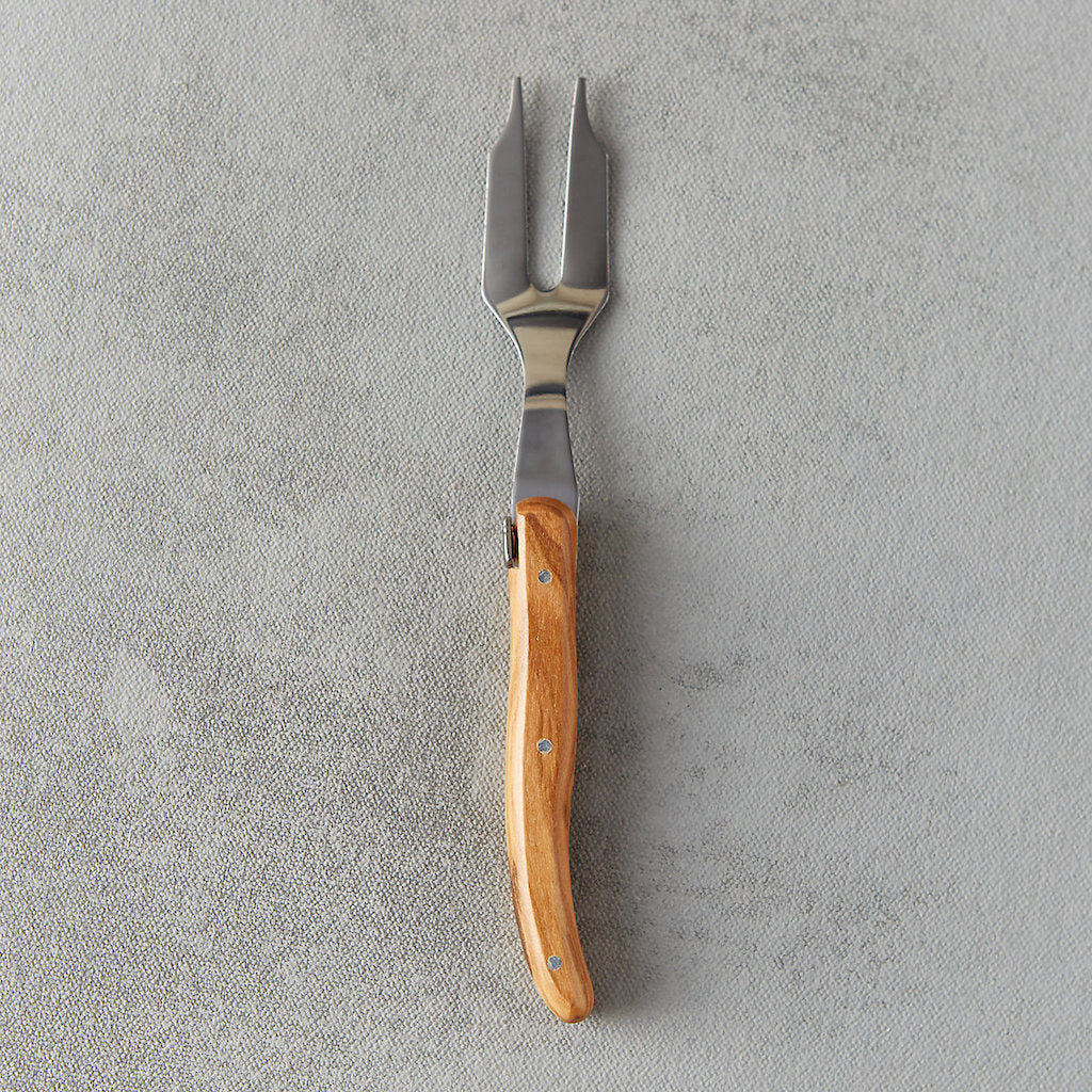 Laguiole Olivewood Cheese Fork