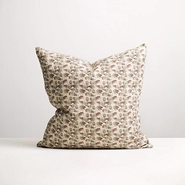 Flutter Linen Cushion