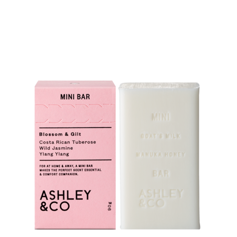 Ashley & Co Mini Bar Soap