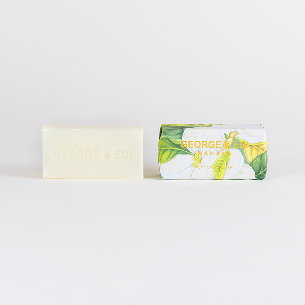 George & Edi Triple Milled Perfumed Soap