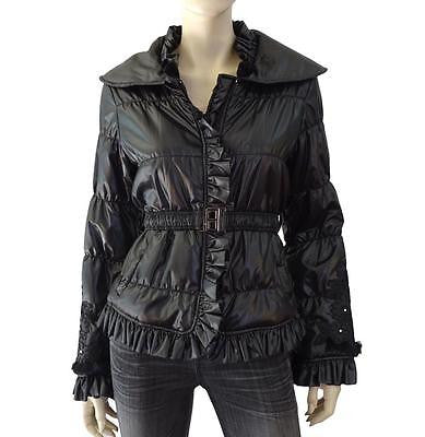 RUDOLF VALENTINA Belted Puffer Jacket, Medium