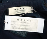 MARNI DENIM EDITION Split Back Shirt w/ Tags, XSmall