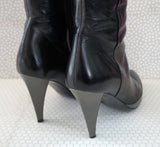 MIU MIU Leather Knee High Boots 38/8