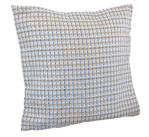 THE WELL DRESSED BED Coco Boucle Tweed Accent Pillow 18 x 18 INCLUDES INSERT