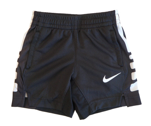 NIKE Dri-FIT Black Mesh Basketball Shorts BOYS Toddler 2T NEW WITH TAGS