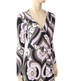 EMILIO PUCCI Printed Stretch-Jersey Dress, IT 40 / 4